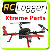 RC Logger EYEOne Xtreme Spare Parts