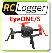 RC Logger EYE One Spare Parts