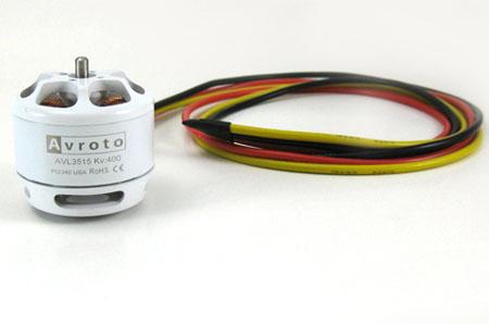 Avroto LIFT series 3515 400Kv Motor