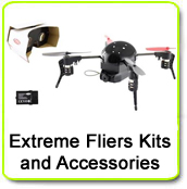 Extreme Fliers Kits & Accessories