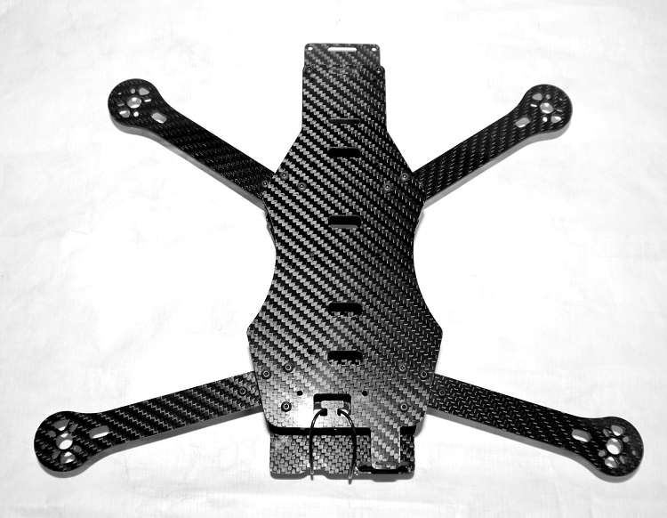 Phoenix Flight Gear CarbonSpyder 330mm FPV Quad Frame