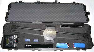 Phoenix Flight Gear Vulcan X8 1200mm Transport Carrying Case