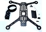Phoenix Flight Gear Carbon Fiber 200QX Mini-H Frame