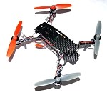 Phoenix Flight Gear Carbon Fiber 200QX Mini-H ARF