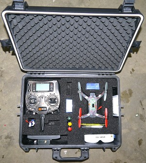 Phoenix Flight Gear 200QX Carrying Case