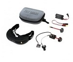 Fatshark Attitude V2 FCC Approved Video Goggles Headset
