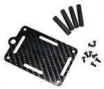 Phoenix Flight Gear CarbonSpyder 350mm Top Accessory Plate