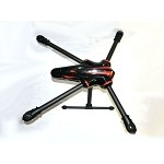 X-Cam 700mm KongCopter Spyder Quadcopter Frame w/Carbon Fiber Tube Upgrade