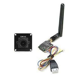 Eachine 700TVL 148 Degree Camera + ET200R 200mW 5.8gHz 40CH (VTX)Video Transmitter w/RaceBand