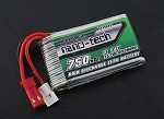 Turnigy Nano-Tech 750mAh 35c-70c 1S 3.7v Lipo Battery Pack w/JST