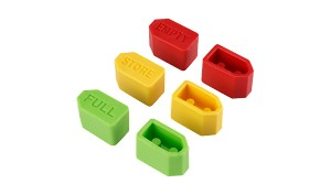Rc Logger Battery Indicator Caps (For XT60)