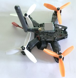 RotorX RX122 Atom Mini Quadcopter LOS RX1306 ARF Kit