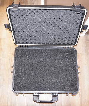 Phoenix Flight Gear Cut Your Own Foam Large Carry/Storage Case
