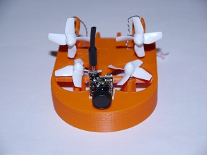 Phoenix Flight Gear Tiny Whoov FPV Micro Custom Built Bind-N-Drive