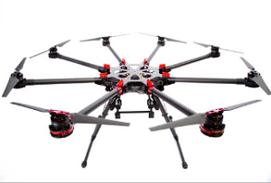 DJI S1000 Premium, WKM and Lightbridge COMBO