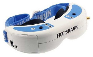 Fat Shark DOMINATOR V2 FPV Video Headset