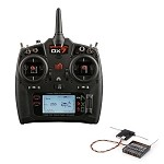 Spektrum DX7 7-Channel DSMX® Transmitter with AR8000 Receiver