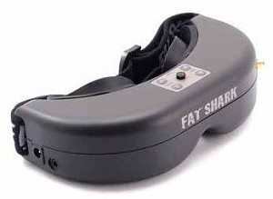 Fat Shark PREDATOR V2 250MW FPV Headset