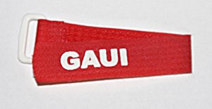 Gaui Battery Strap with Touch Fastener Size: 17cm