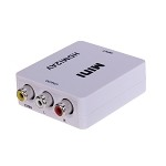 HDMI 720p/1080p to AV/CVBS Composite RCA Converter Adapter