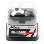 Hitec HS-65MG Mighty Feather Servo