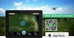 DJI 2.4ghz Bluetooth Datalink + iPad Ground Station + Waypoint License