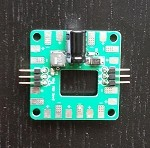 Mini Power Distribution Board w SOLDERED Power Filter+VTX+Camera Inputs