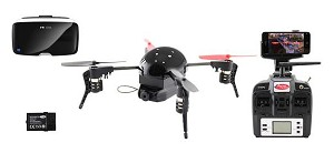 Extreme Fliers MICRO DRONE 3.0 Premium COMBO PACK