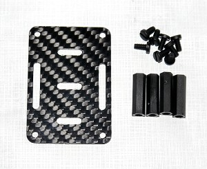 Phoenix Flight Gear Carbon Dragonfly Accessory Tray Kit