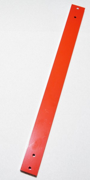 "Phoenix Flight Gear 10"" Aluminum Powder Coated Red Arm"