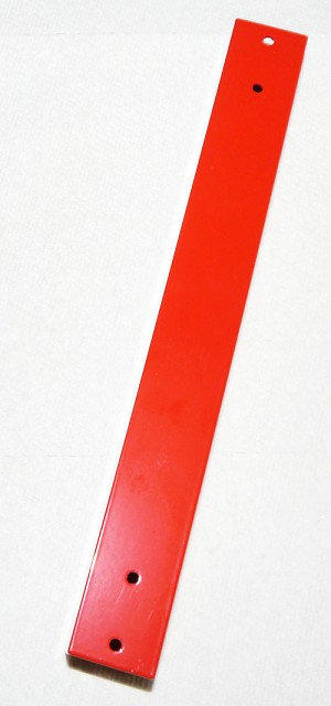 "Phoenix Flight Gear 8.5"" Aluminum Powder Coated Red Arm"