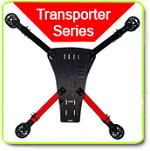 Phoenix Flight Gear Transporter 625mm Spyder Quad / X8 Multicopter Frame