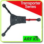 Phoenix Flight Gear Transporter 700mm Y6 Solderless ARF Kit