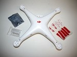 DJI Phantom Replacement Upper/Lower Body Shell
