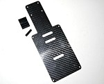 Zenmuse H3-2D CarbonCore Adapter Plate (Unassembled)
