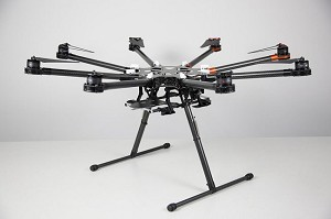 DJI Spreading Wings S1000 Premium Professional Octocopter w/Retractable Landing Gear