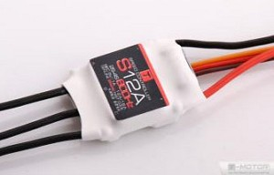 Rc Tiger T-Motor 12A  2-4S ESC Factory Flashed w/SimonK