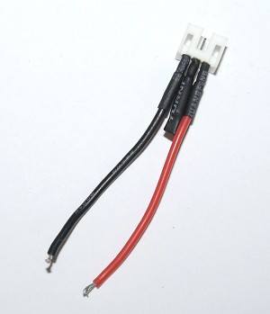 Flight Controller Lead w/Connector for Turnigy Nano-Tech/E-flite UMX Series 2S Lipoly Battery