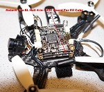 RotorX RX4N1ESC 12a BL Heli 4-in-1 ESC Board For RX Cube