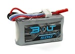 Turnigy Bolt 500mAh 3S 11.4V 65-130C High Voltage Lipo Battery Pack (LiHV)