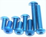 RotorX V2 Atom Anodized Aluminum Screw Set
