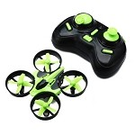 Eachine E010 Mini 2.4G 4CH 6 Axis Headless Mode RC Quadcopter RTF-Green