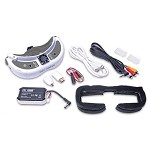 FATSHARK DOMINATOR HD V2 FPV HEADSET/Video Goggles W/DVR