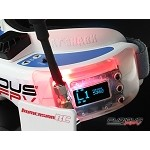 Furious FPV True-D V3.5 Diversity Video Receiver System Fatshark Goggles Module Firmware 3.2 Clarity Redefined