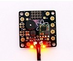 Genix Power Distribution Board(PDB) For RotorX Atom+Many Mini Quads Rev3