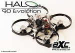 Aeroxcraft AXC Halo EVO Micro FPV Carbon Fiber Ducted Quad Frame DIY Kit