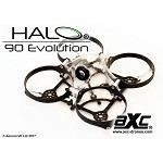 AXC Aeroxcraft Halo 90 Evolution 90mm Micro FPV Quad Frame w/CF Prop Guards