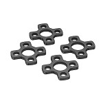 Aeroxcraft AXC Halo - Motor Spacers - Set of 4 with Screws