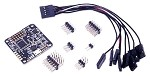 NAZE 32 ACRO 6DF REV 5 Flight Controller Board with Pins and Breakout Cable