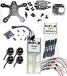 RotorX RX122 Atom Mini Quadcopter LOS RX1105 ARF Kit